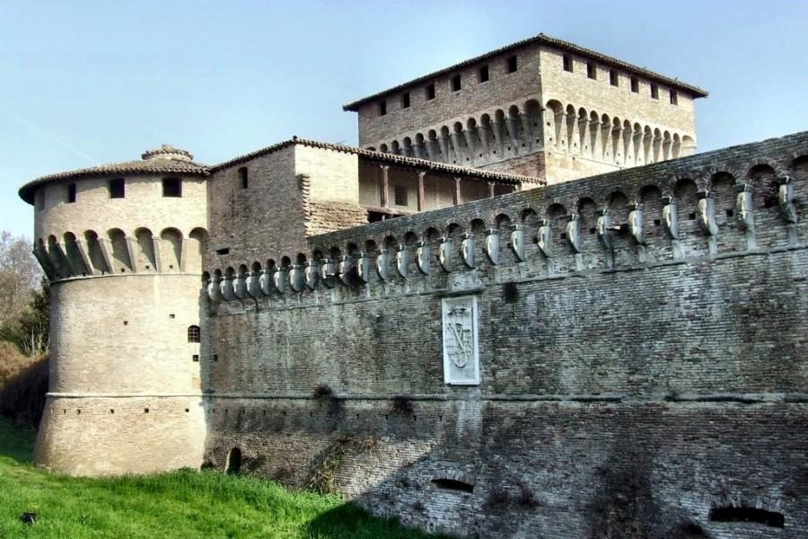 Forlì Rocca di Ravaldino