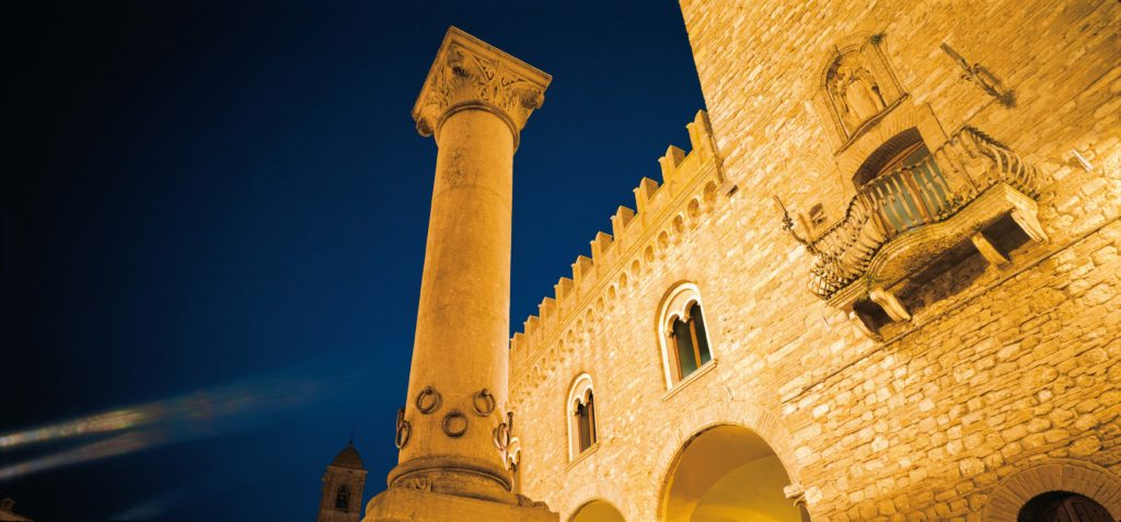 colonna ospitalita bertinoro