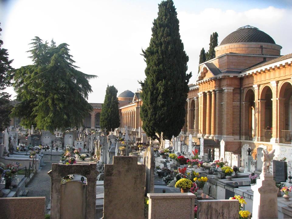 cimitero forli