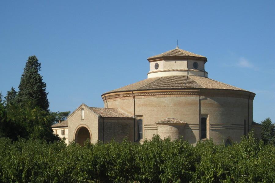 Forlì Santa Maria della Grazie di Fornò